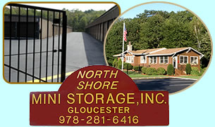 North Shore Mini Storage of Gloucester